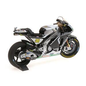MINICHAMPS 122 161155 HONDA RC213V model bike Cal Crutchlow MotoGP 2016 1:12th