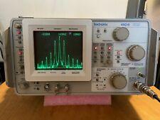 Tektronix 4926 Spectrum Analyzer 1khz 18ghz Opt 6 Rebuilt Power Supply