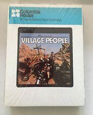 Village People Cruisin' 8 Track Tape Columbia House Casablanca Nbl-87118 New
