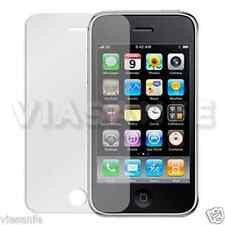 10 Pellicola Fronte Per iPhone 3GS Pellicole Lucida Con Panno Qualita