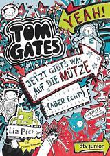 Tom Gates 06. Jetzt gibt's was auf die Mütze (aber echt!) von Liz Pichon (2016, Taschenbuch)
