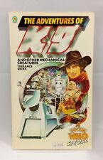 Vintage Doctor Who Book The Adventures of K9 and Other Mechanical Creatures BBC