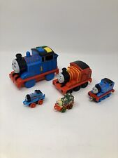 Thomas The Train Toys 5 Piece Lot! Pre-owned