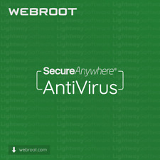 Webroot SecureAnywhere Antivirus - 1 A 3 Anni Per 5 PC Mac (Chiave Licenza)