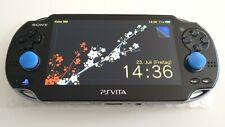 PlayStation PS Vita * Firmware 3.65 * 64 GigaByte * 17 Spiele * Halterung * TOP