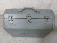 Vintage Hip Top Cantilever Heavy Duty Tool Box