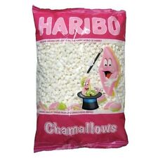 HARIBO MINI MARSHMALLOWS (MARSHMELLOWS)...BIG 1KG CATERING BAG!