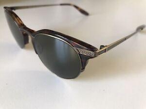 Brand New Authentic Barton Perreira Sunglasses Titanium Tortoise MADE IN JAPAN