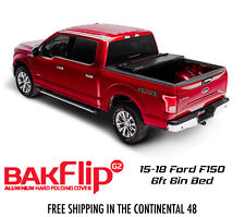 "Bakflip G2 Tonneau Cover 2015-2018 Ford F150 6'6"" Bed 226327"