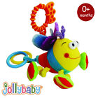 JOLLYBABY DINGLY DANGLY RATTLE PAL DRAGON FLY