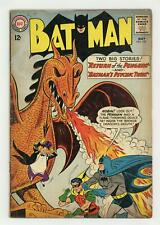 Batman #155 GD- 1.8 1963 1st Silver Age app. Penguin