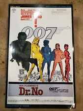 """Sideshow James Bond Dr. No Sean Connery 12"""" Action Figure MISSING ACCESSORIES"""