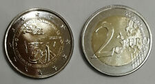 Finland, 2 euros 100 years of self-government in the Aland Islands, 2021