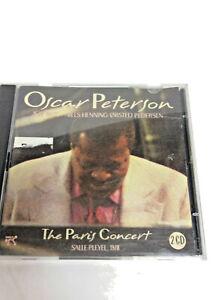 Oscar Peterson- The Paris Concert