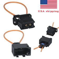 For BMW Mercedes Male & Female Plug Cable Diagnostic Kit Fiber Optic Loop Bypass