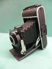 Fotoapparat Kamera Balgenkamera Faltkamera von  Balda Jubella mit Tasche