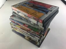 Lot Of 10 Comedy DVDs Napoleon Dynamite Man of the Year Dan in Real Life
