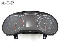 Audi a3 8v diesel velocímetro fis AMF meteorológica combi instrumento cluster 8v0920870c
