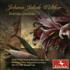 Johann Jakob Walther: Hortulus Chelicus, New Music