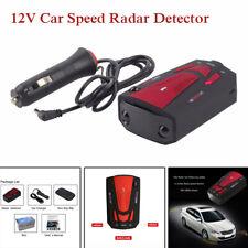 360 Degree 12V Car 16 Band V7 GPS Speed Safety Radar Detector Voice Alert Laser