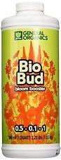 General Organics Bio Bud 1 Quart 32 ounce organic bloom stimulator fast ship
