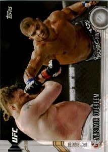 2015 Topps UFC Chronicles MMA Cards 151-275 (A4802) - You Pick - 10+ FREE SHIP