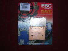 Yamaha FJ 1200 A (ABS Model) 1991-1995 EBC FA088HH Rear Sintered Brake Pads,