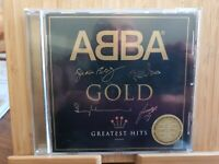 ABBA - Gold (Greatest Hits) Limited Edition Signature EMBOSSED, CD