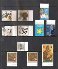 CYPRUS 2005 COMPLETE YEAR ALL SETS: 7 SETS, 13 STAMPS+EUROPA BOOKLET PERFECT MNH