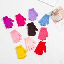 Mini Soft Stretch Gloves Boys Toddlers Childrens Winter Warm Magic Kids Girls