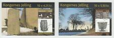 Denmark Sc 1263, 1264 Intact Booklets. 2003 Artifacts, complete set, Vf