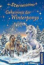 Sternenschweif, 55, Geheimnis der Winterponys von Linda Chapman  UNGELESEN