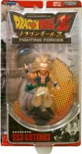DRAGON BALL Z FIGHTING FORCES SS3 GOTENKS JAKKS PACIFIC SEALED FREE SHIP!