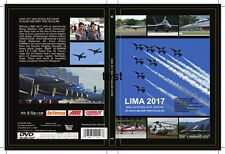 LIMA-Malaysian Military Air Show Spectacular DVD Video-New