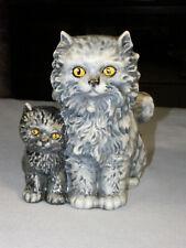 Vintage Goebel Figurine Cat & Kitten 31 008-12