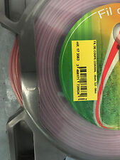 fil debroussailleuse  3mm bobine de 56 metres fourrée kevlar