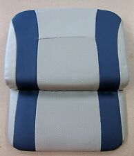 New Tempress Center Console Seat for Yamaha G3 Boats Blue & Grey FREE SHIPPING