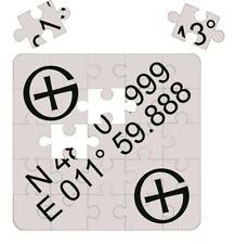 Geocaching Koordinaten Final Multi Versteck Stage Puzzle Rätsel Wunschmotiv