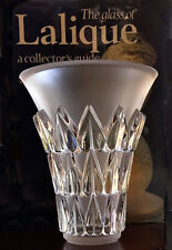 Lalique Feuilles Art Deco Vase Mint 7 1/8 inches tall Guaranteed Authentic