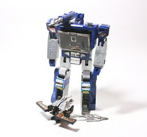 Vintage Transformers G1 Original '84 Soundwave Hasbro, Pre-owned and Accessories