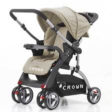 Reversibler Child Stroller Buggy Reversible Handle 2 Directions Usable Dualway