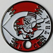 Cincinnati Reds Pathtag Coin MLB Series Only 100 Complete Sets Made!