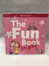 American Girl the fun book for girls