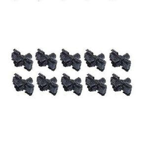 Fits: Volvo 240 244 245 264 265 Set of 10 Rocker Panel Moulding Retainer 1304520