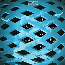 The Who Tommy VINYL Double LP 2  180g Tri Fold Record New and Sealed 12 Inch