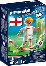 Playmobil ® 70484 Joueur Anglais - Footballer- Sport - Neuf - New - nuevo