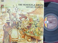 Victor Feldman ORIG US LP Venezuela joropo EX '67 Pacific jazz ST20128 Post Bop