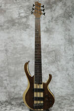 New Ibanez Btb746-Ntl Natural Low Gloss Electric Bass Guitar From Japan