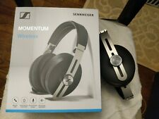 Sennheiser Momentum 3 Wireless Noise Cancelling Headphones - M3AEBTXL Black