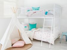 NEW Mocka Sonata Bunk Bed - White